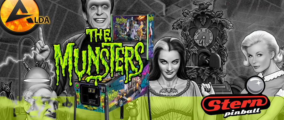 Acheter flipper Stern The Munsters